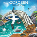 "Cordeen pochette de l'album ""Musical Bridge"""